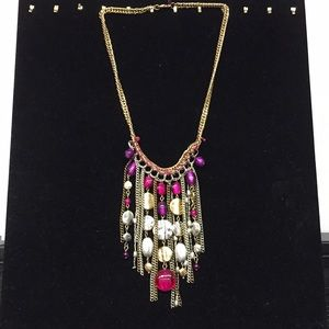 Jewelry - Beautiful Bead and Chain Necklace
